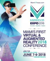 Miami Events; Virtual Reality Expo; Miami VR Expo; Augmented Reality Conference; Technology