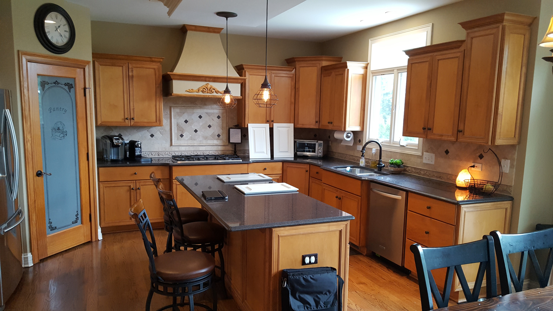 Kitchen cabinets in south elgin il - Kammes Colorworks Inc South Elgin Il Cabinet Refinishing And Painting
