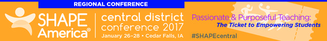 Central District 2017 Conference