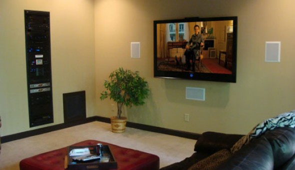 In Wall Speakers Home Theater audio products