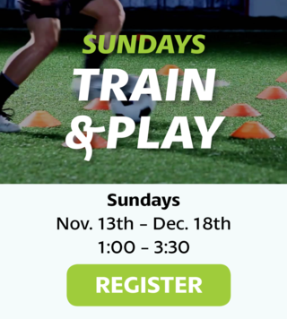 Sundays Train & Play