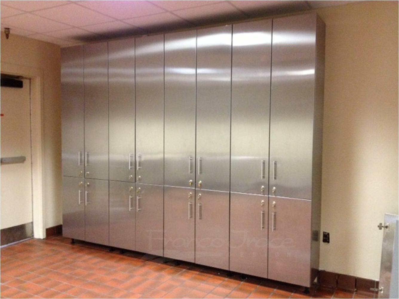 stainless steel kitchens - Kitchen Steel Cabinets