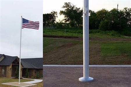 Affordable Flag Pole Installation Services and Cost | McCarran Handyman Services