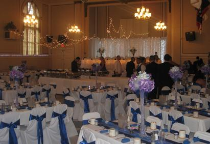 Wedding Reception Venues Banquets