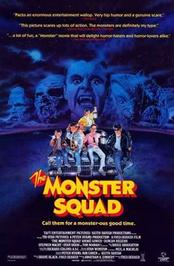 the monster squad dracula mummy monster kids the smokey shelter movie review podcast