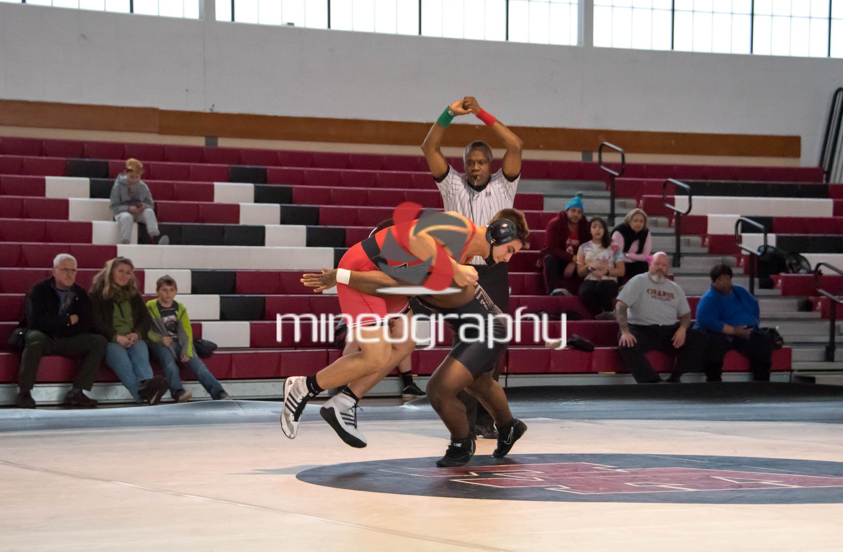 West Essex vs Orange 12/30/16