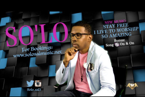 So'lo The 3,2,1 Project Interview on ADashofShirley Show