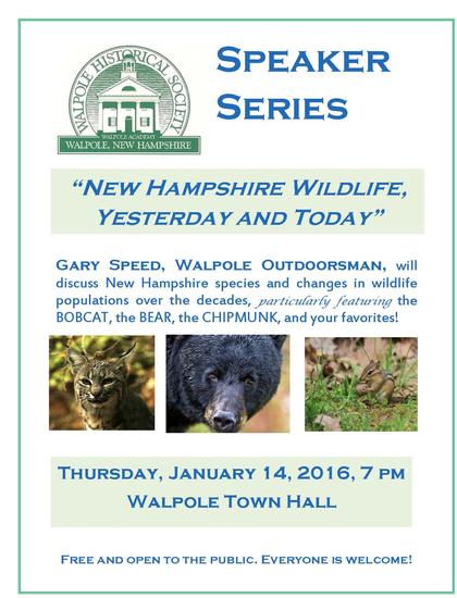 Nh wildlife yesterday and today jan 2016 sciox Images