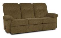 Ares Reclining Sofa, also available with power