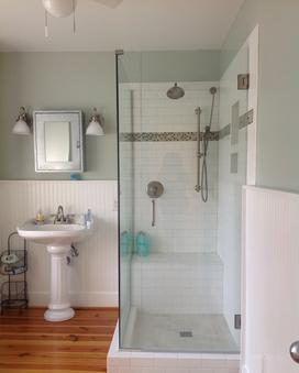 Bathroom Shower Remodeling Contractor The Virginia Bath Company - Bathroom shower remodel contractors