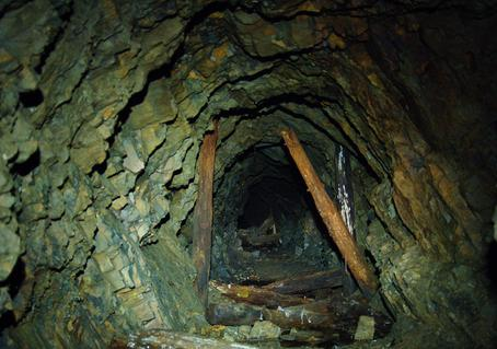 Liberty Mine Kittitas County Washington