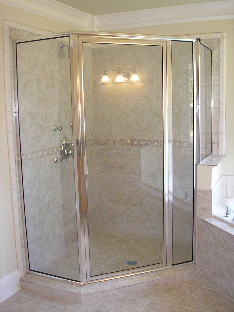 Framed | Shower Doors by TJ