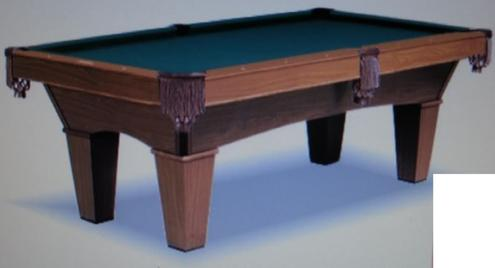 Pre Owned Pool Tables