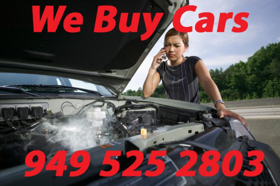 Sell junk car, cash for cars, junk car buyers, OC junk cars, Cash ...