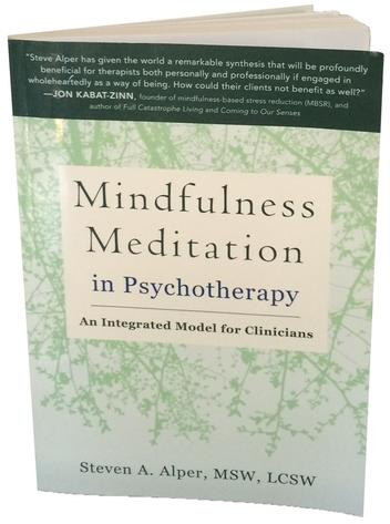 Mindfulness Meditation in Psychotherapy Book