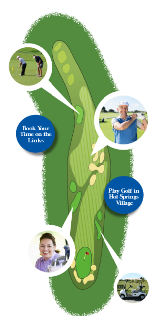 REMAX Golf Hot Springs Village - Book Your time on the links!