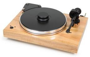 Project turntables, electronics