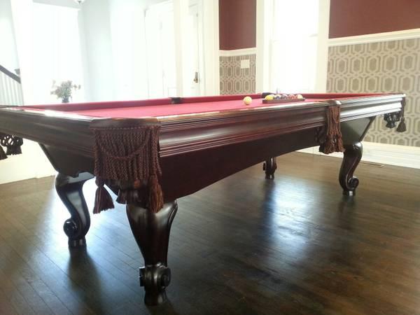 Brunswick Tables - Brunswick glenwood pool table