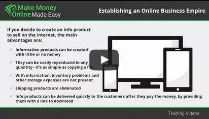 Section 4 of our make money online video training- in this section will talk about info product launching, software product launching, creating and selling high ticket products , establishing an online business empire with Fiverr.
