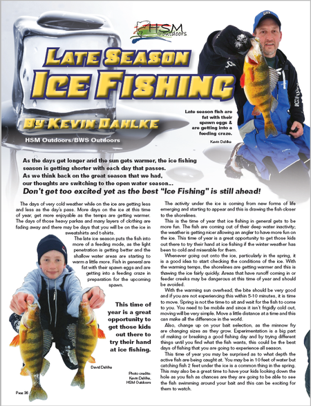 Midwest Hunting/Fishing Magazine
