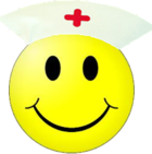 Smiling face LOGO, Well Child Clinic