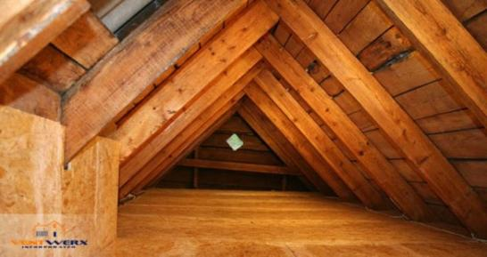 Attic Repair Attic Insulation Attic Replacement Services In Edinburg McAllen TX - Handyman Services of McAllen