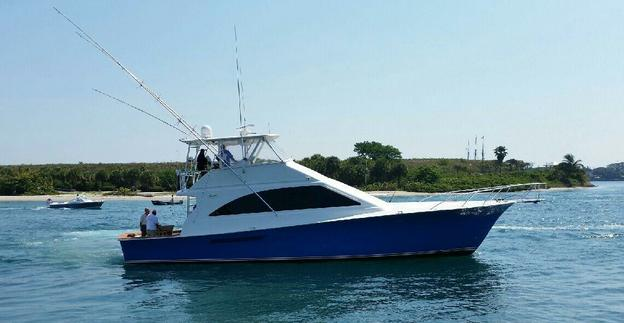 56 FT. Ocean Sportfisher - Knot Tell'n Charters