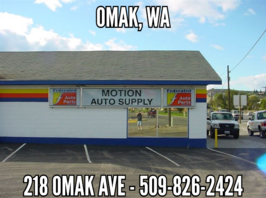 Omak, Washington - 509-826-2424
