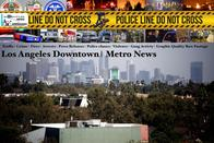 News Downtown Los Angeles | Side Streets News | Raw Footage