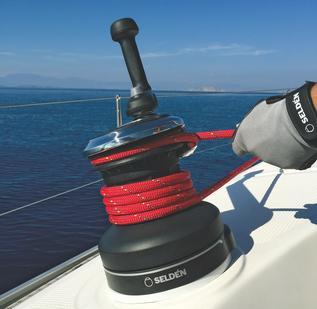 Sails & Sail handling sys