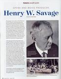 Henry W. Savage, Opera and Movie Producer