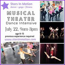 musical theater intensive