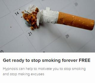 Get ready to Stop Smoking