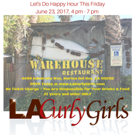 LA Curly Girls Happy Hour