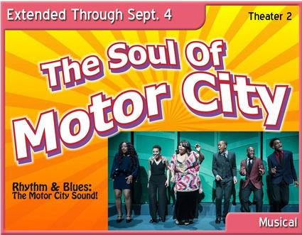 The Soul Of Motor City