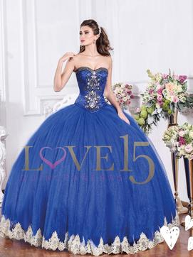 Love Cinderella Quinceanera Dress