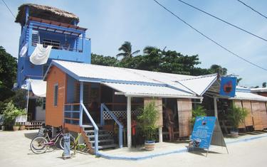 Top Rated Turnkey Tropical Hotel on the Island of Caye Caulker