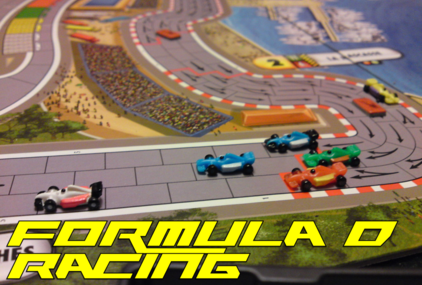 Muskegon racing games: Formula D!