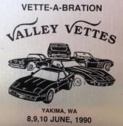 Vette-A-Bration Logo-Previous Years!