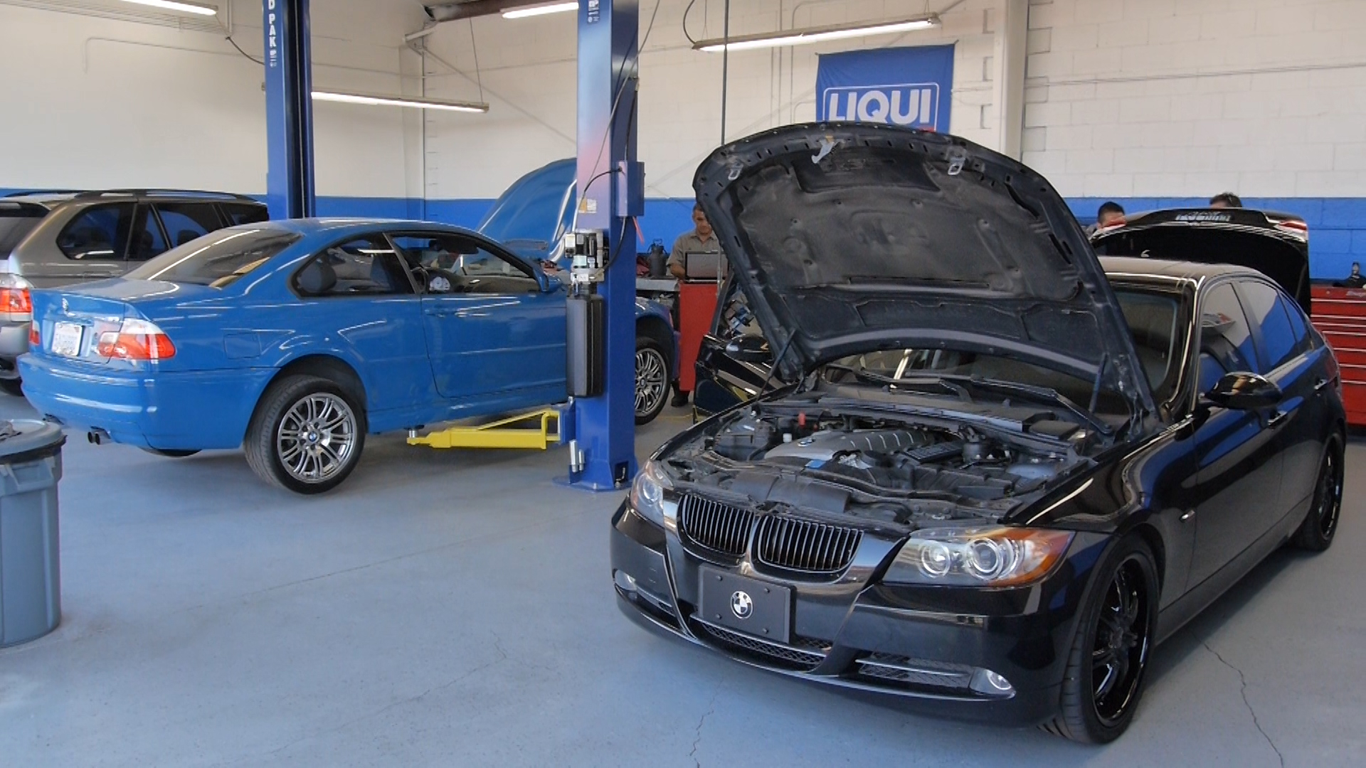 Bmw Repair Bmw Check Engine Light Bimmer Connection Thousand