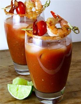 Food Product Brokered by Paxton Campbell: Crabby Mary
