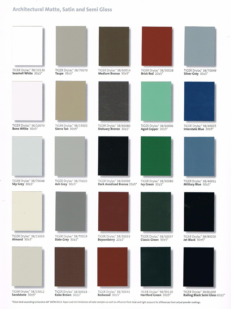 Tiger powder coating the best tiger of 2018 tiger drylac metallics colors nvjuhfo Image collections