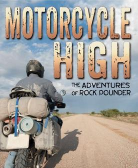 Motorcycle High, Rock Pounder, thriller, Viveca Smith Publishing