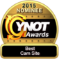 ynot.com awards logo