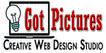 got pictures web design logo