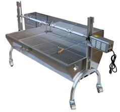 whole grilling machine