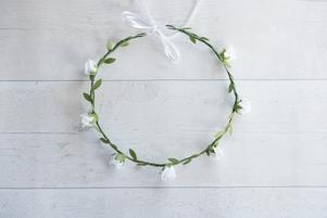 The Bride Tribe Flower Circlet