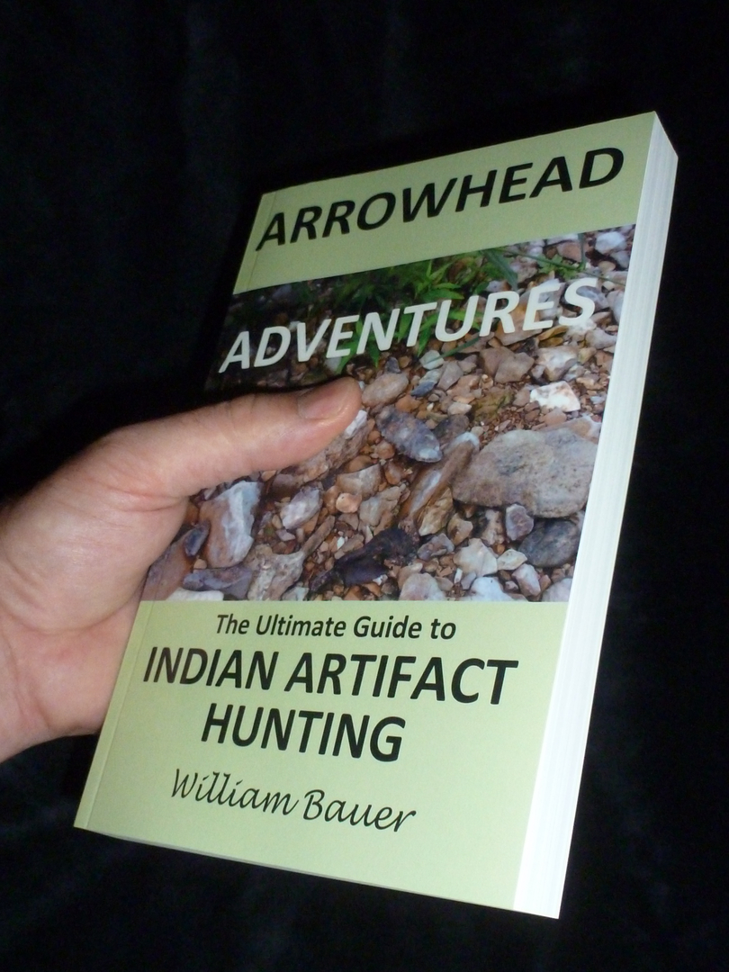 Arrowhead Hunting - Find indian Camps, Find Indian Artifacts