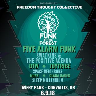 Funk in the Forest FB event
