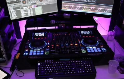 Ace Entertainment DJ Station